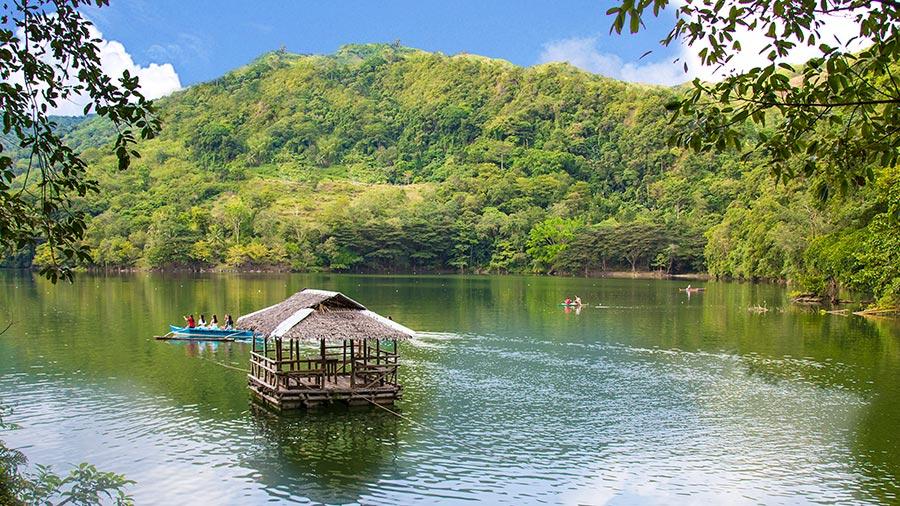 Lake Balanan-Siaton-Negros-Oriental